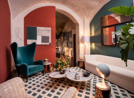 Квартира от Лондонской студии «Se»