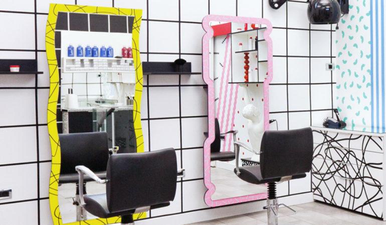 Интерьер салона красоты YMS
