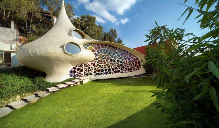 Архитектурный стиль «Биоорганика»