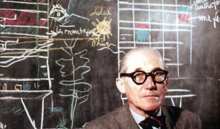Архитектура Le Corbusier. Икона стиля.